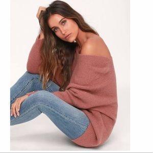 Sweaters - New! Malibu oversized sweater